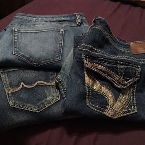 all different Jeans - Sold